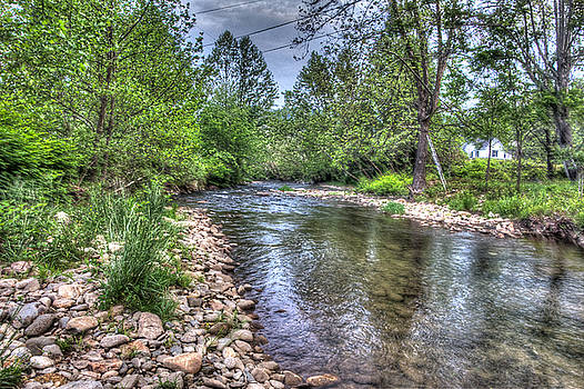 NC Creek by BG Flanders