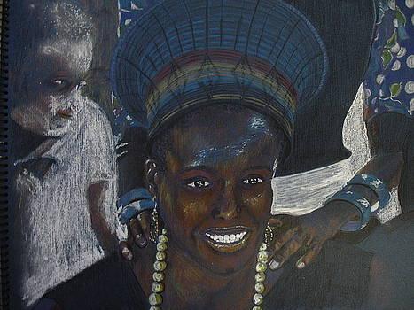 Nchimunya   Chikuni  Zambia by Colm Brophy