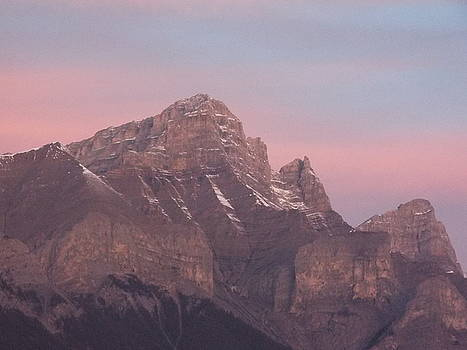 Canmore, Alberta Canada by Gilbert Pennison