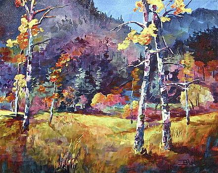 Near Keremeos Creek by Bonny Roberts