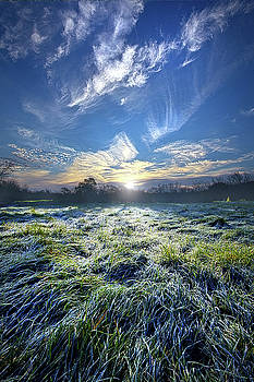 Near To Those With A Broken Heart by Phil Koch