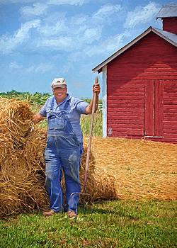Nikolyn McDonald - Nebraska Gothic - Farmer