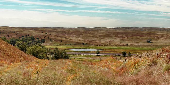 Susan Rissi Tregoning - Nebraska Sandhills Panorama