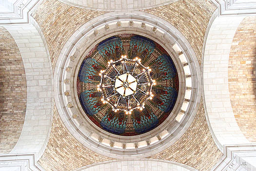 Nebraska State Capitol by Andrea Kelley