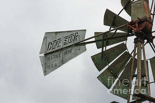 Nebraska Wind by Jerry Bunger