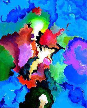 Nebula by Carol Sabo