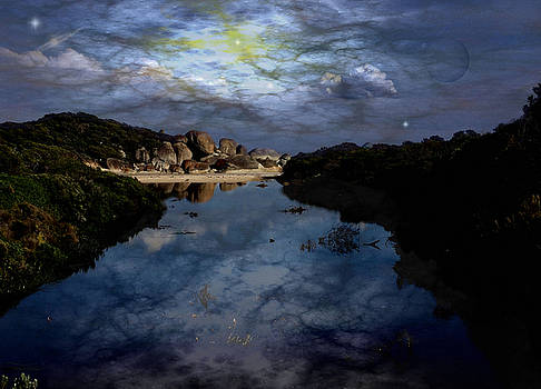 Nebula Sights by Mario Carini