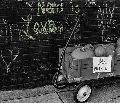 Need is Love by Rodney Lee Williams