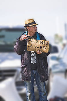 Need Money for Weed by Mark Hendrickson
