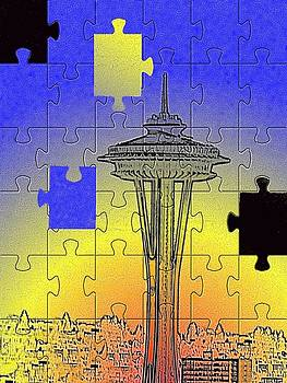 Tim Allen - Needle Jigsaw
