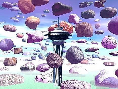 Tim Allen - Needle Rocks