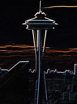 Tim Allen - Needles Edge