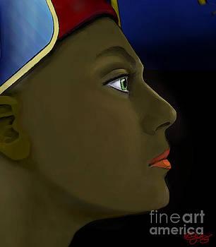 Carol Jacobs - Nefertiti Vision