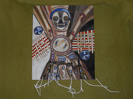 Negrophobie - 2007 by Nicole VICTORIN