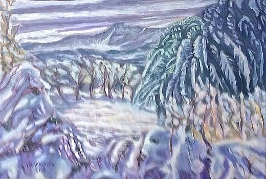 Negua by Enrique Ojembarrena