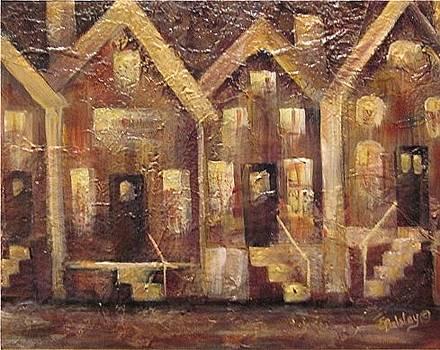 Neighbors by Elaine Balsley