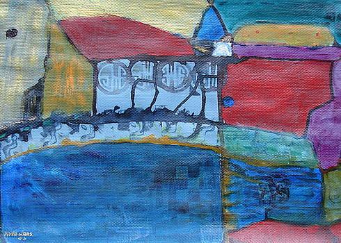 Neighbourhood by Rivka Waas