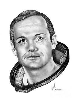 Neil Armstrong by Murphy Elliott