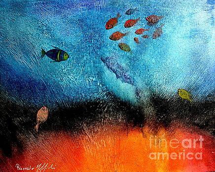 Riccardo Maffioli - Nel profondo mare