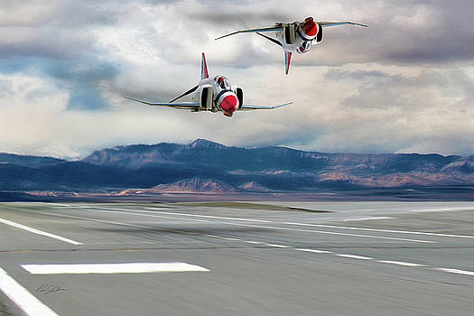 Nellis Calypso by Peter Chilelli
