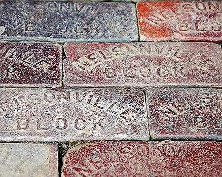 Nelsonville Block by John Remy