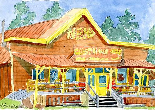 Nemo Ranch Store by Rodger Ellingson