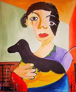 Nene e Nina by Antonio Tavares