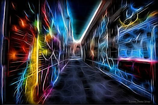Neon Aleey by Michaela Preston