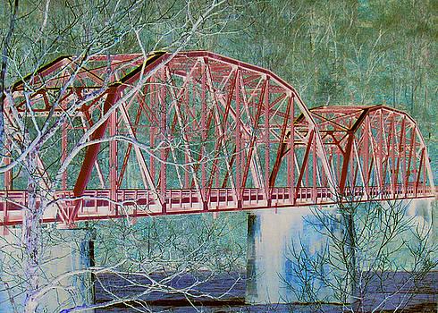 Neon Bridge by Nicole Kinzer