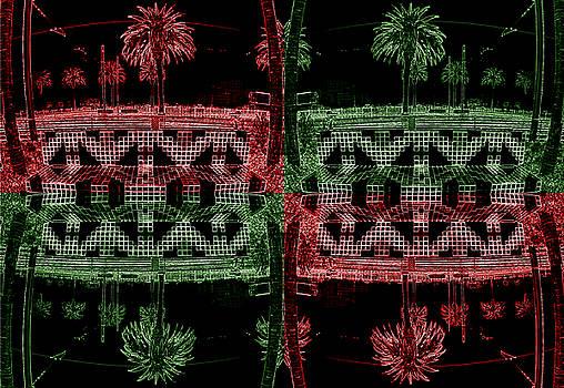 Neon Curves by Walter E Koopmann