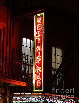 Neon French Quarter by Joseph Baril