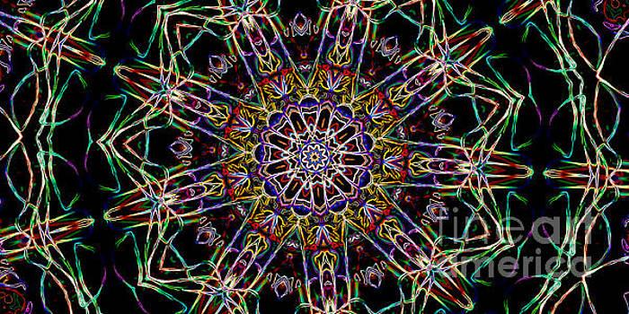 Neon Glow by Daniel Solone