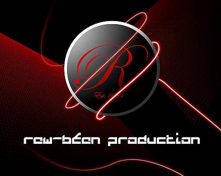 Neon Red lasso Logo by Robin Zhuo