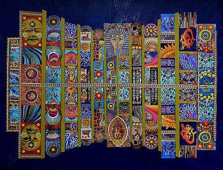 Neon Treasures by Bob Craig
