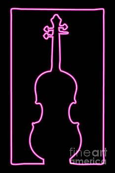Benjamin Harte - Neon Violin