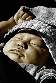 Craig Lovell - Nepali baby