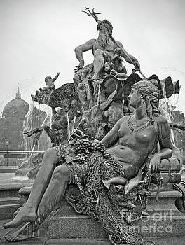 Jost Houk - Neptunbrunnen