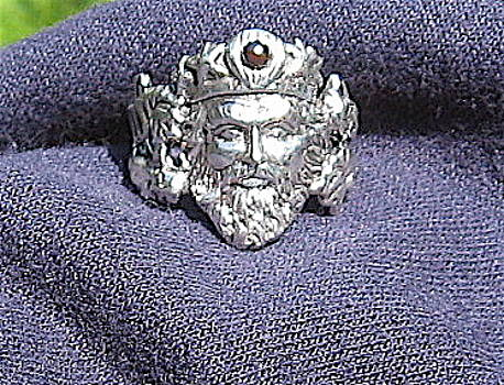 Danny Shaw - Neptune ring