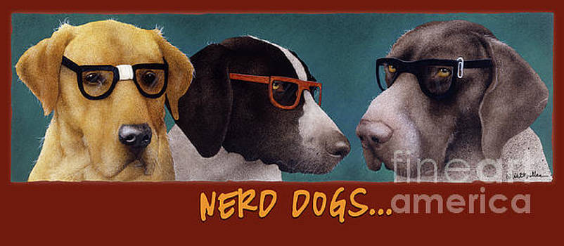 Will Bullas - nerd dogs...