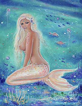 Nerea Mermaid by Renee Lavoie