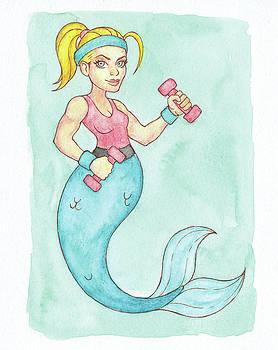 ness Mermaid - MerMonday August 6th 2018 by Armando Elizondo