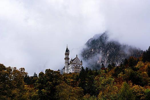 Neuschwanstein Castle by Nicolas Artola
