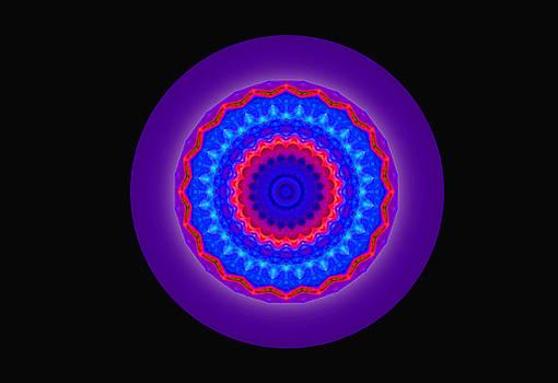 Mike Breau - Neutral Density Mandala