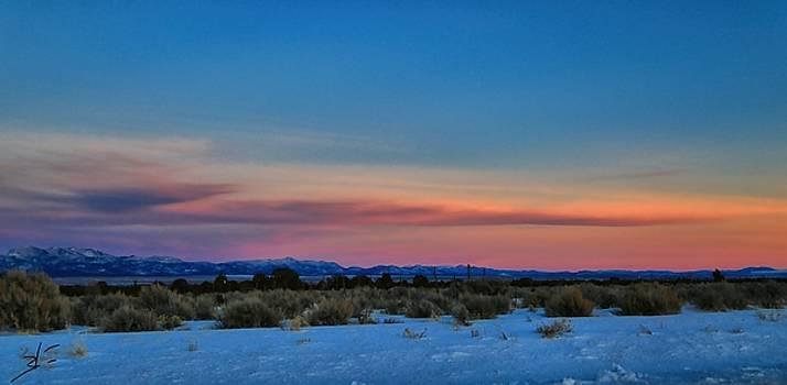 Nevada by Byron Fair