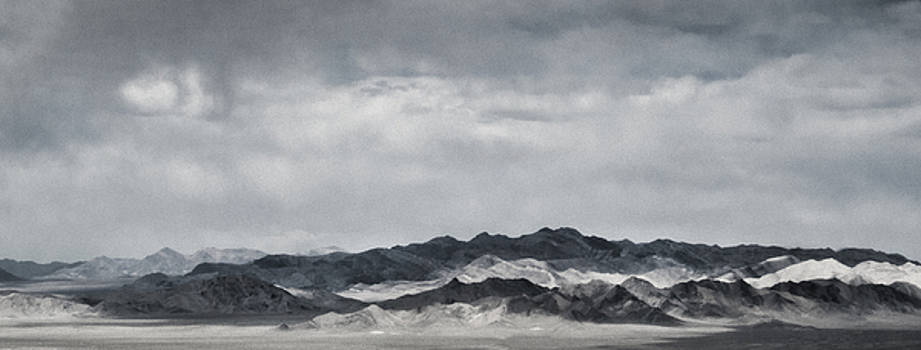 Nevada Mountains by Nancy Killam