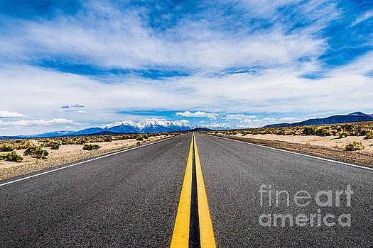 Nevada Road Trip by Jim DeLillo