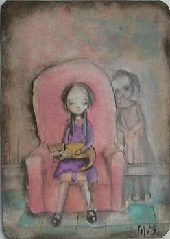Never Alone by Mya Fitzpatrick