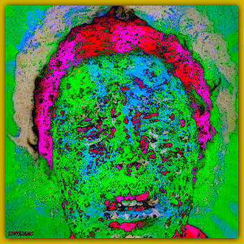 Never coming down from a bad acid trip by Tony Adamo