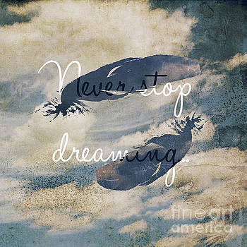 Sophie McAulay - Never stop dreaming motivational quote