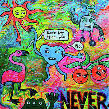 Never Surrender by Stephanie McMillan